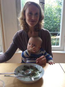 #Pesto; #Rezept; #Beikost; #Baby led Weaning