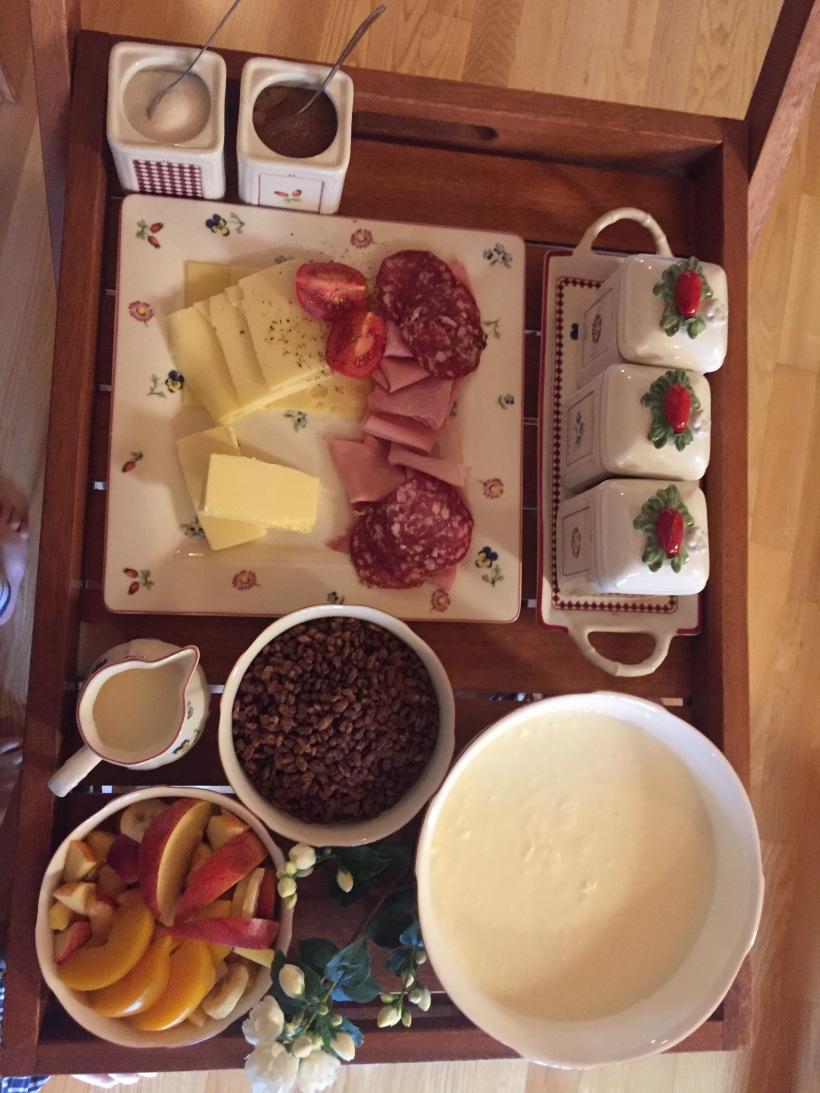 #Frühstück; #Bauernhof; #Kärnten