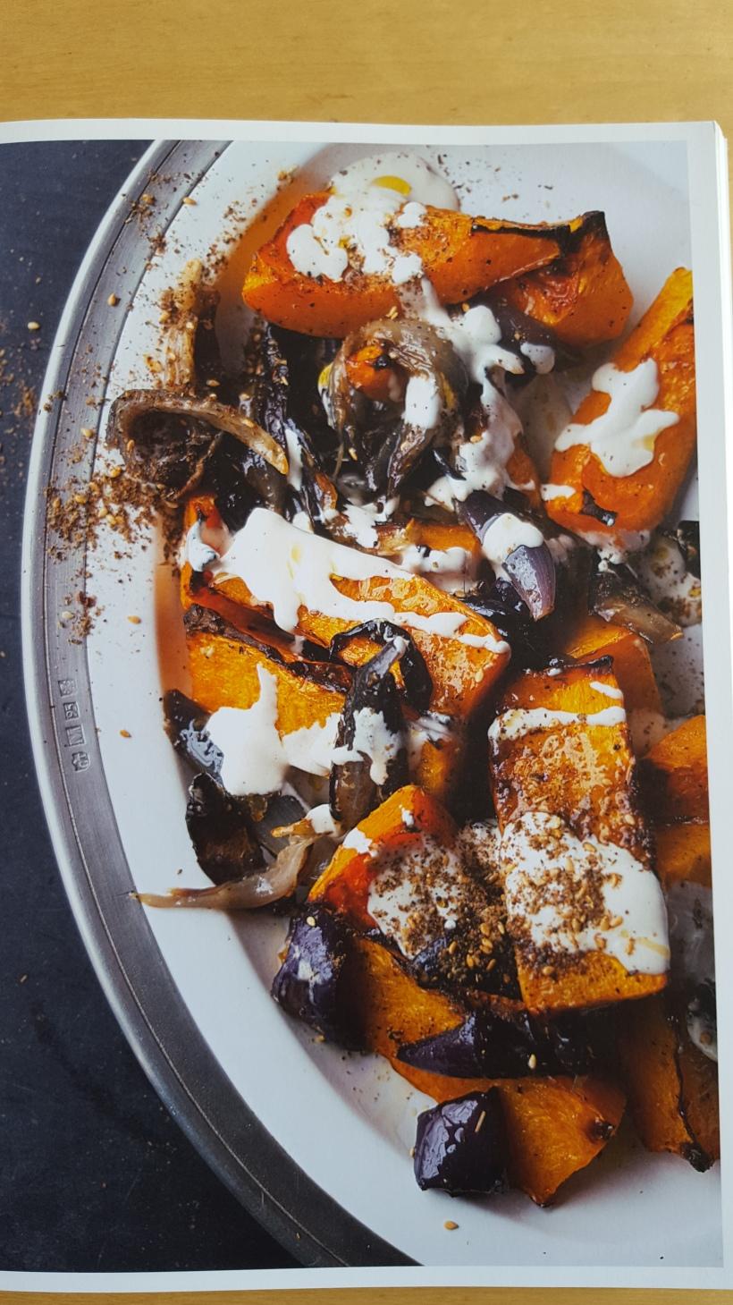 #Kürbis; #Herbst #Soulfood; #Herbstküche; #Jerusalem