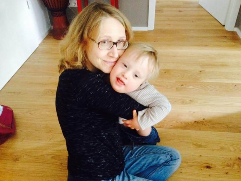 #Familienalltag; #Down-Syndrom; #Trisomie 21; #Umzug